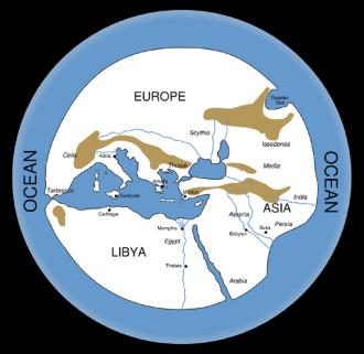 Hecataeus, 6th-5th centuries BCE