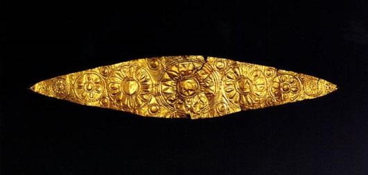 mycen. gold diadem