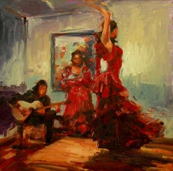 Flamenco-Hyatt Moore
