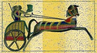 hittite-chariot