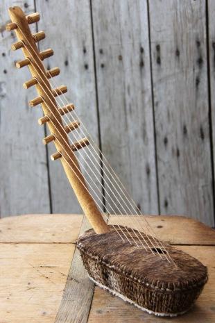 Ennanga (Bow Harp) from Uganda