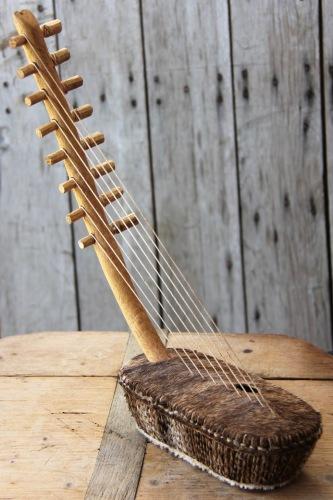 Ennanga ( Bow Harp) from Uganda
