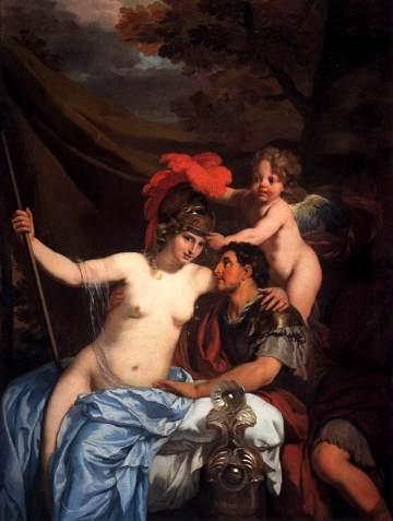 odysseus & calypso, Gerard De Lairesse