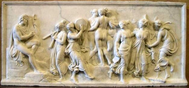 Apollo & muses