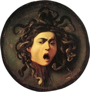 Medusa_by_Carvaggio (1595)
