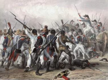 Battle of Vertières in 1803-last battle of Haitian_Revolution
