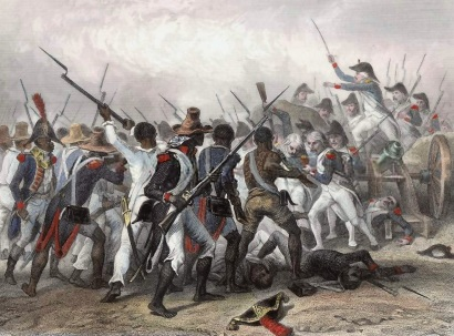 Battle of Vertières in 1803-last battle of Haitian_Revolution