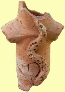 tavira-snake-god