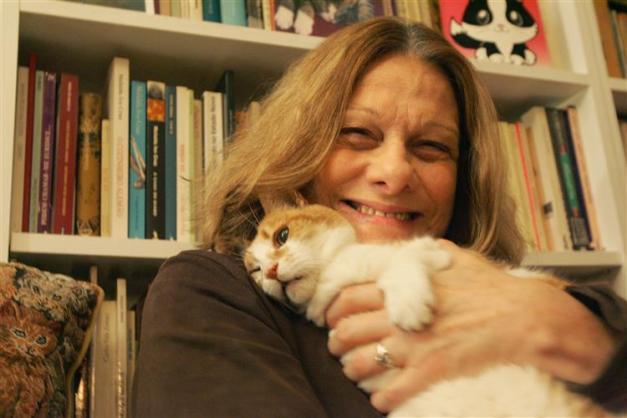Hélia Correia - cat